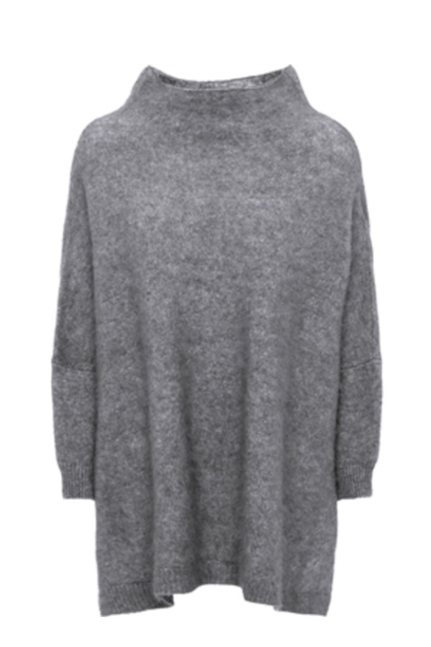 Magda Grey Jumper