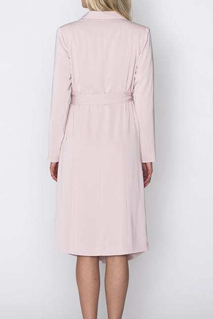 Stockholm Pink Coat