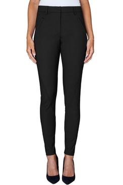 Angelie Black Jegging Pants