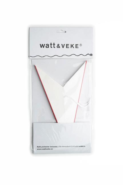 Linje slim 60 red - Watt & Veke