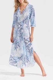 Long Poppy Salo Dress