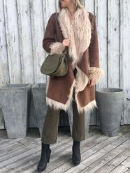 Fake mocca jacket Nolita