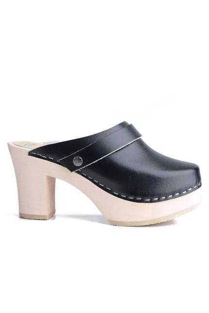 Clogs of Sweden Black