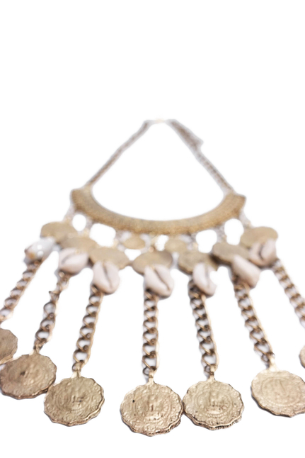Halsband Pennysandshells