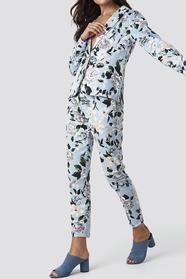 Flower Suit Pant