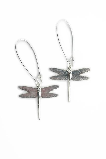Dragonfly Mini Silver