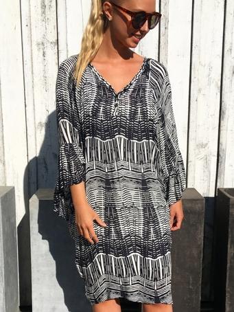 Dolman Sleeve dress