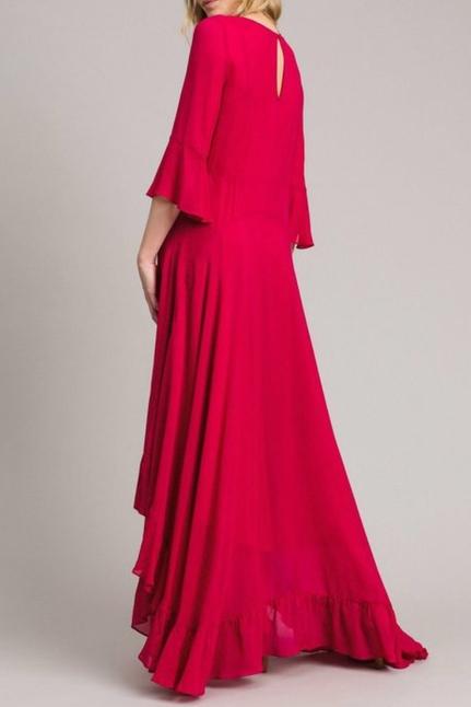 Georgette Long Dress