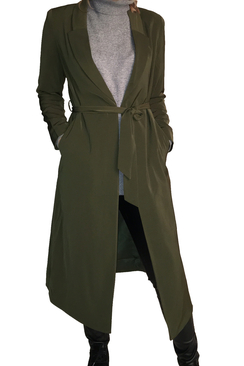 Stockholm Army Coat