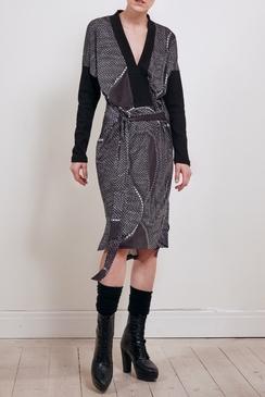V- Neck Dress