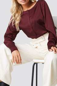 Front Placket Blouse