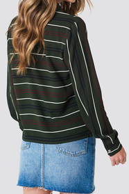 Evelyn Stripe Shirt