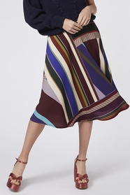 Multi Color Skirt