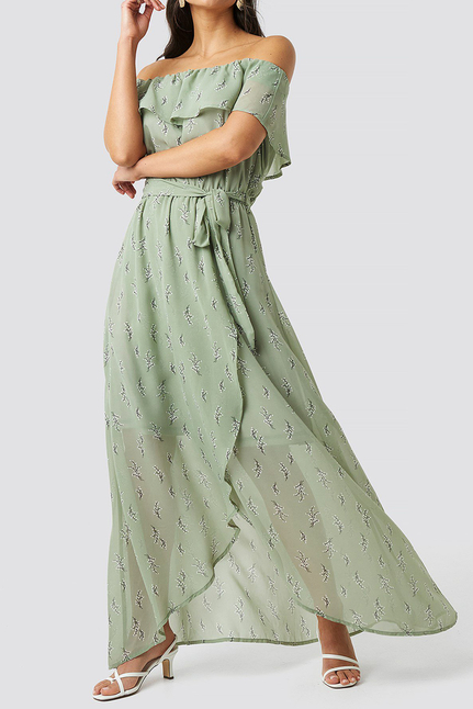 Lilly Long Dress