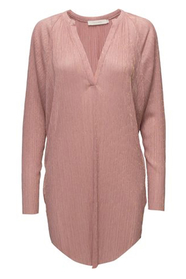 Petra liquid Pink Shirt Dress