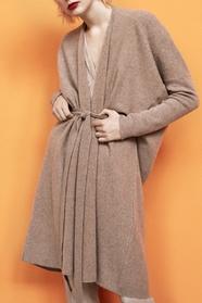 Adanna  Felted  Wool Cardigan