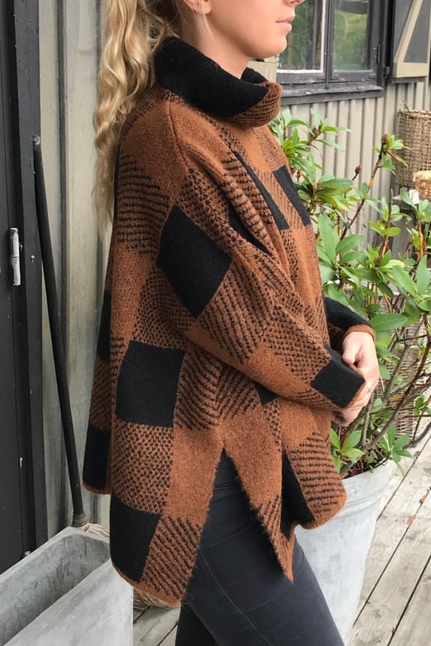 Maibrit Tunic Sweater