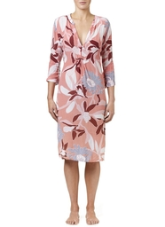 Maya Papy Dress Flamingo