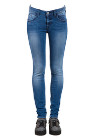 Eva Stretch Denim Pant - Fornarina