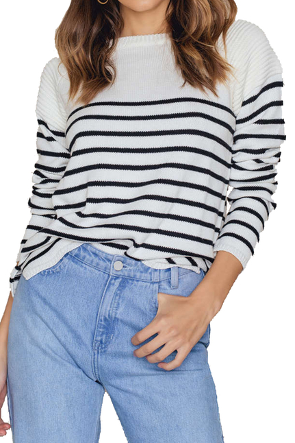 Ida Stripe Knit