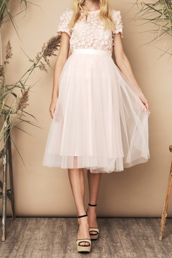 Flawless Skirt Soft Pink