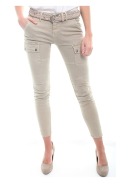 Gisela - Pants With Front Pockets