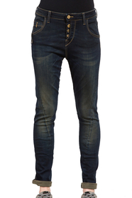 Sun Stretch Denim Pant