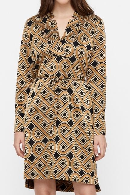 Lipa Printed Dress