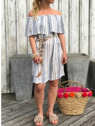 Singoalla Stripe Dress