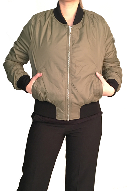 Kate Bomber Jacket
