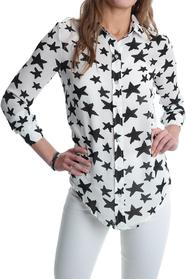 Shirt of Stars White