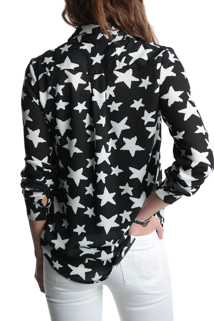 Shirt of Stars Black