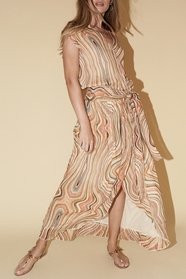 Alexa Swirl Dress