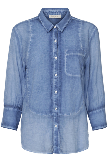 Nora Chambray Mans Shirt