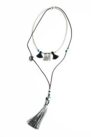 Halsband Choupy Black - Hipanema