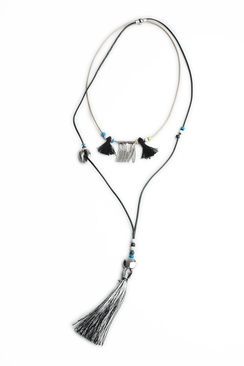 Halsband Choupy Black - Hipanema