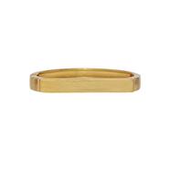 Tamara Flat Front Bracelet Gold Plating