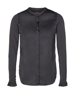 Mattie Satin Shirt
