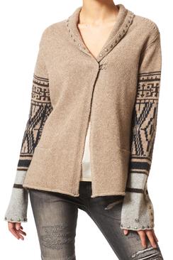 Inchon Studded Cardigan