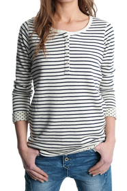 Summer Navy Stripe - Maison Scotch