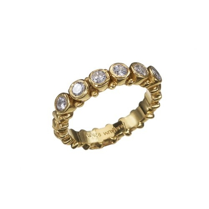 Pretty Guld Ring