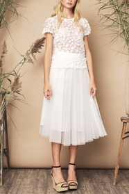 Flawless Skirt Ivory