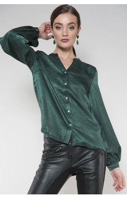 Tina Button Blouse